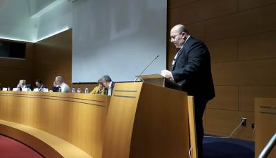 ირაკლი პეტრიაშვილი ევროპის პროფკავშირების რეგიონალური საბჭოს პრეზიდენტად აირჩიეს